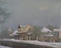Красноярск, ул. Вавилова. последний снег