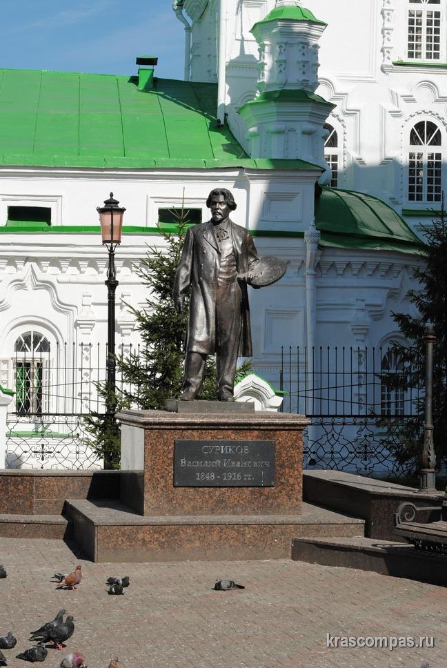 Памятники в красноярске и факты о них мраморная доска на могилу