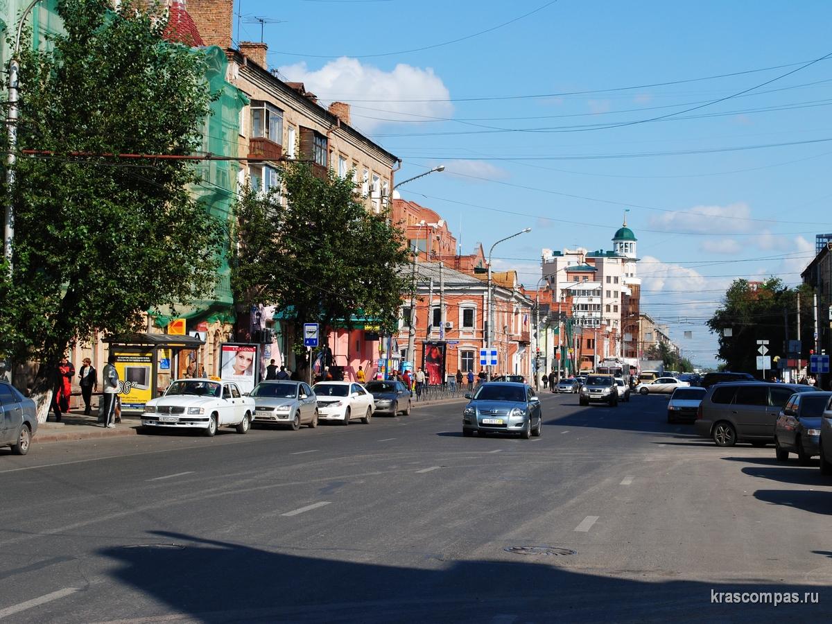 картинка улица ленина