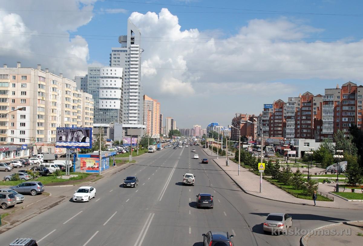 фото улиц красноярска сегодня так дешевле, даже