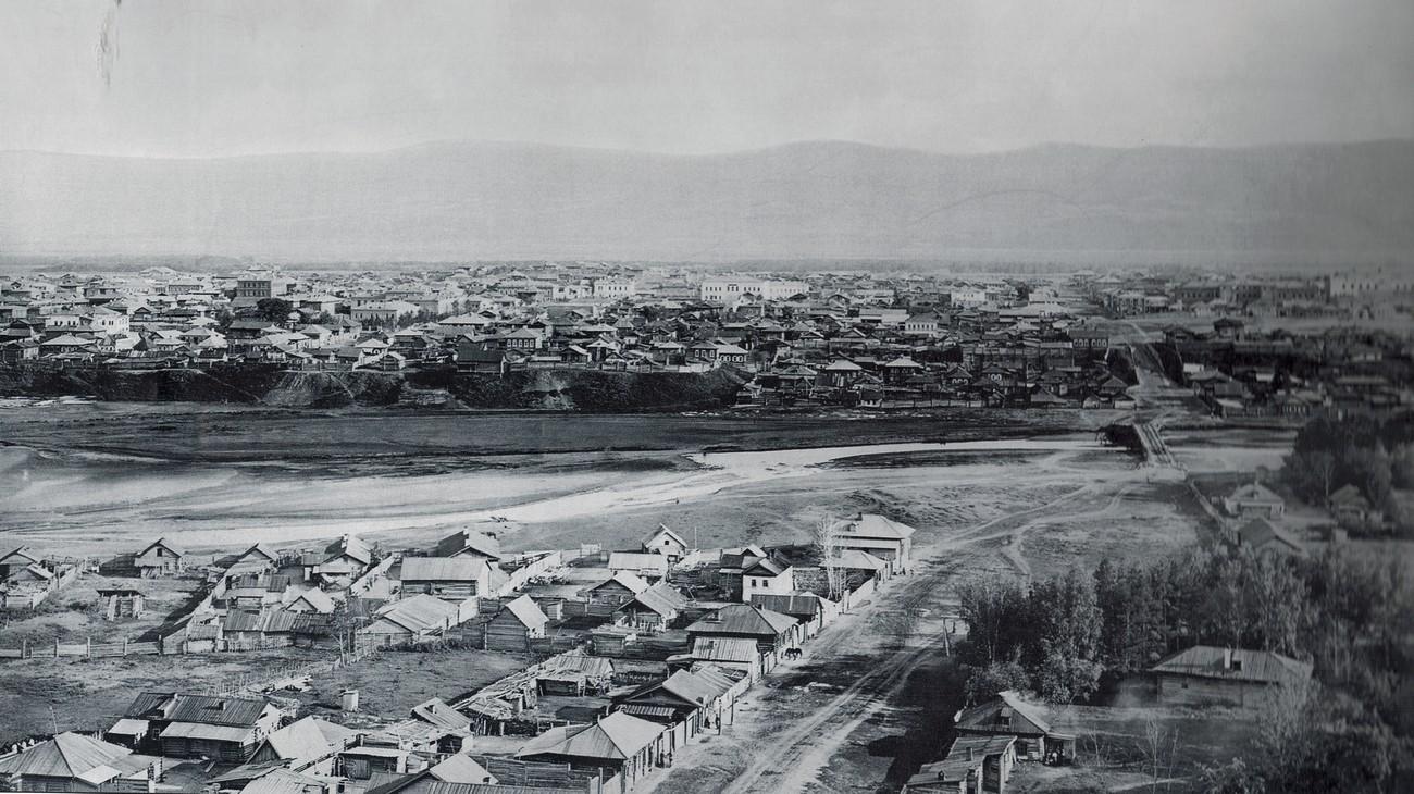 Старый красноярск в фотографиях с описанием