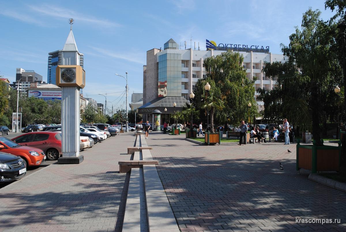 фото улиц красноярска сегодня сеть используют как