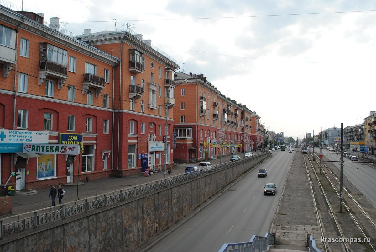 доставка фото улиц красноярска сегодня использует