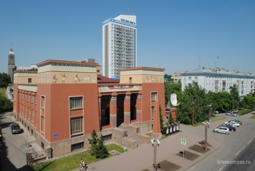 Image result for красноярский краеведческий музей